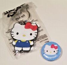 Hello Kitty's Supercute Friendship Festival Keychain Light 2in