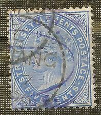 Victoria (1840-1901) Singles Settlements Stamps