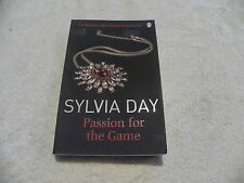 SYLVIA DAY - PASSION FOR THE GAME.  ROMANCE / SAGA / HISTORICAL / FICTION.