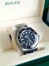 Rolex Deepsea Black Men's Watch Steel Seadweller - 126660