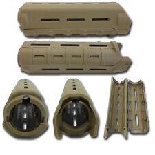 ASTA PARAMANO M4 SOFTAIR PTS MOE  TAN - ELEMENT EX 046 AIRSOFT HANDGUARD EX046
