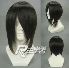 cosplay cos wig black wig Sebastian / stone Uryu