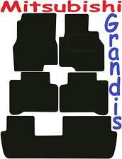 Mitsubishi Grandis tapetes Tailored Coche ** ** Calidad De Lujo 2009 2008 2007 2006 20