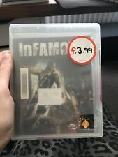 Infamous Ps3 Platinum Game