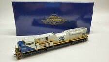 New Athearn Genesis Fortescue Metals Group SD90MAC-H #903 Tsunami2 Snd ATHG27336