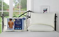 Memory Foam Pillows Choose From 1,2 or 4 Diamond Memory Foam Crumb Pillows