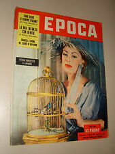 EPOCA=1953/126=LIA AMANDA=PIER BUSSETI=NISIDA ACCADEMIA MILITAR=ARMANDO FALCONI