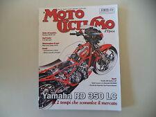 MOTOCICLISMO D'EPOCA 4/2010 CM 500 SPORT/PARILLA 250/ZUNDAPP MC GS 125/TROTTER