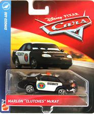 VOITURE DISNEY PIXAR CARS MARLON CLUTCHES MCKAY