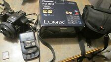 Panasonic Lumix DMC-FZ150 12MP 3'' SCREEN 24X Optical Zoom  DIGITAL CAMERA