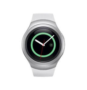 Samsung Galaxy Gear S2 Sport Smartwatch SM-R720 - Silver White - Read Condition