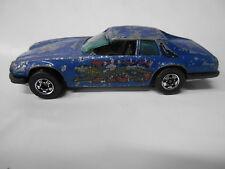 Vintage Hot Wheels Blue 1:64 Scale 1977 Jaguar XJS #1