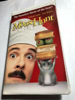MOUSEHUNT, NATHAN LANE, LEE EVANS, VHS CLAMSHELL