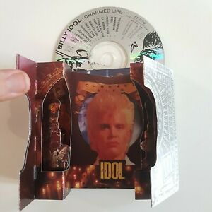 BILLY IDOL : CHARMED LIFE (ALBUM) ♦ PROMO SPECIAL COLLECTOR ♦
