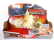 How To Train Your Dragon Screaming Death Dragons Defenders Of Berk Figure Sealed