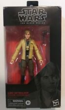 "Star Wars The Black Series Luke Skywalker Yavin Ceremony 6"" Scale Action Figure"