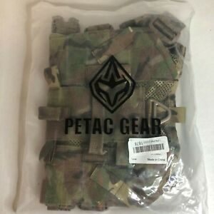 PETAC GEAR Tactical Dog Harness K9 Working Vest Military Training Camo Large
