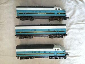 Lionel 8363/8464 with 8468 B unit.