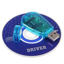 GSM/CDMA+CDUSB Cellphone Standard SIM Card Reader Copy Cloner Writer Practical