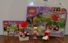 LEGO Friends Set #30105 Mailbox polybag -- complete w/ instructions