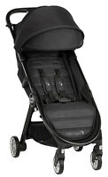 Baby Jogger City Tour 2 Lightweight Travel Stroller FREE Belly Bar Jet NEW