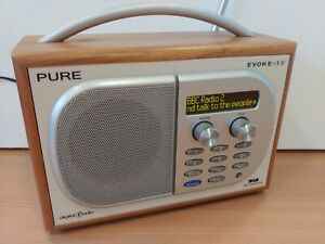 Pure Evoke 1S Portable DAB Digital Radio  S23