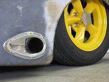 2 X-PORT Exhausts Edmunds Scta hot rod parts  gasser  old school pickup rat rod