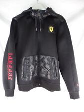 Puma X Scuderia Ferrari Vintage Bonded Jacke 553718 schwarz Größe L