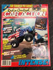 Vintage Radio Control Car Action magazine RCCA June 1989 RC