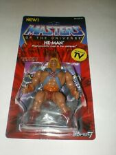 Vintage Collection Masters of the Universe Series 1 HE-MAN Sealed Figure Super7