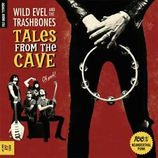 WILD EVEL AND THE TRASHBONES - TALES FROM THE CAVE   CD NEU