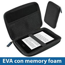Nero EVA Custodia Cover per Amazon Kindle 2014, Voyage, Paperwhite & Touch Case