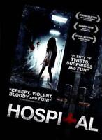 THE HOSPITAL NEW DVD