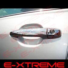 FOR LEXUS GX-470 04-09 CHROME 4 DOORS HANDLES COVERS W/OUT PASSENGER KEYHOLE