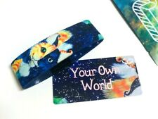 ZOX **YOUR OWN WORLD** Silver Strap med Wristband w/Card New Mystery Pack
