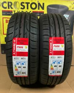 2 X 205/55ZR17 3A 95W P606 C/C RATINGS BRAND NEW HIGH QUALITY  Tyres 2PCS