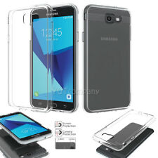Slim Shockproof Hybrid Rubber Phone Case Cover For Samsung Galaxy J7 2017 / 2018