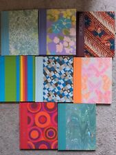 The Art of Sewing 8 Book Lot Vtg Time-Life Hc Books Fabric Covers 1970's