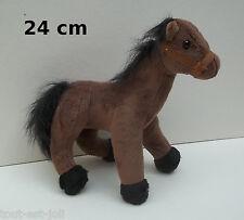 cheval en peluche, jouet, enfant, fille, garçon, horse, paard