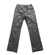 Leather Vintage Trousers for Women