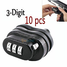 10X Combination Trigger Lock keyless Universal 3Digit Combo Gun Safe Child Theft
