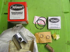 NOS Montesa Cappra MX 125 Wiseco 60. Piston Kit p/n 406P8  18M  #18