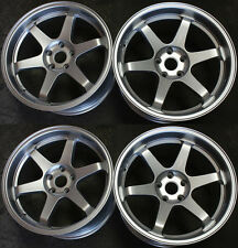 "19"" MIRO 398 Wheels 19x8.5 / 19x9.5 5X114.3 For Maxima Altima Rims ( Set of 4 )"
