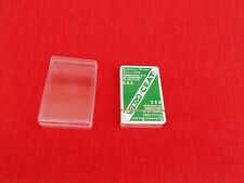 Vintage 1970's  Ceat  tires Italy  Europe Playing Cards - Complete Set With Box