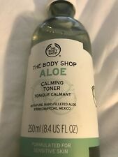 The Body Shop Aloe Calming Toner For Sensitive Skin (250ml). New. RRP £12.99