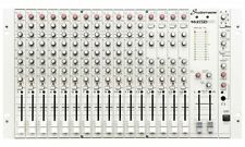 Studiomaster 162BPX Compact Rack Mixer, 16 Channels, 28 Inputs - Clearance