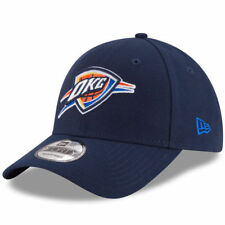 super popular 5d398 d13a1 New Era NBA 9Forty Oklahoma City Fitted Cap, Adjustable Size - Blue