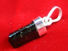 Tourmaline Pendant - FREE Shipping, FAST Delivery, US Seller, 925 Silver