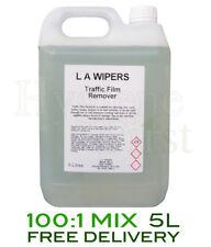 Traffic Film Remover TFR (100:1) - 5 Litre Bottle - Car Truck Vehicle - 5L