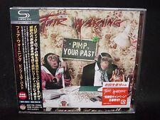FAIR WARNING Pimp Your Past JAPAN SHM CD V2 Soul Doctor Last Autumn's Dream Zeno